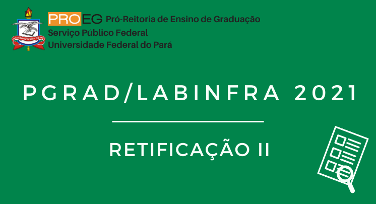 Edital LABINFRA 2021_II retificação