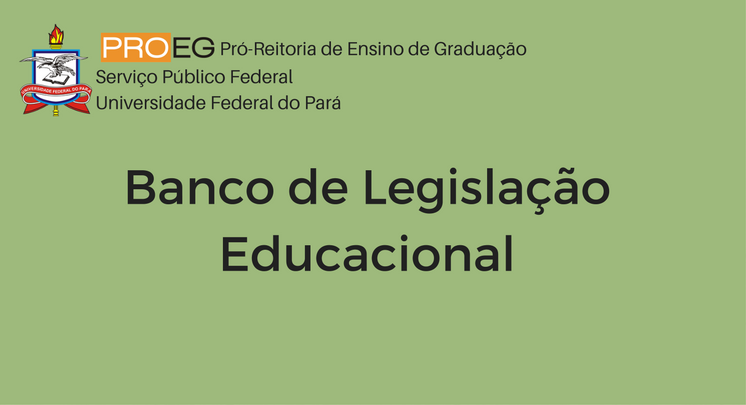 Banco de Legislação Educacional