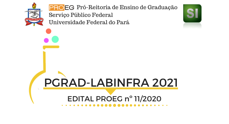 EDITAL PGRAD-LABINFRA/2021